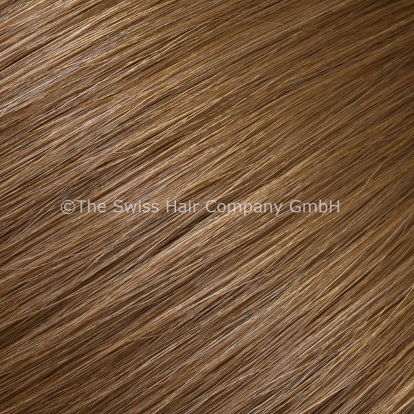 Asiatische Schnitthaar Extensions - glatte Struktur - 55/60cm - Farbe 5b