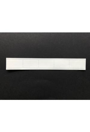 Ersatz Klebetapes - Asiatische Tape Extensions - 4cm - vorgeschnitten