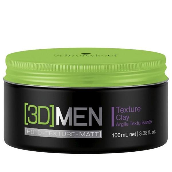 [3D]MEN - Texture Clay - 100ml