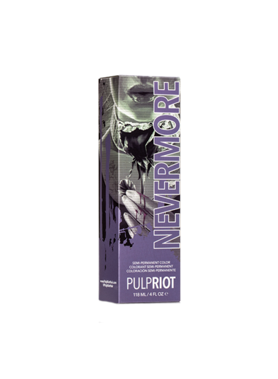Pulp Riot - Raven Collection - Nevermore - 118ml