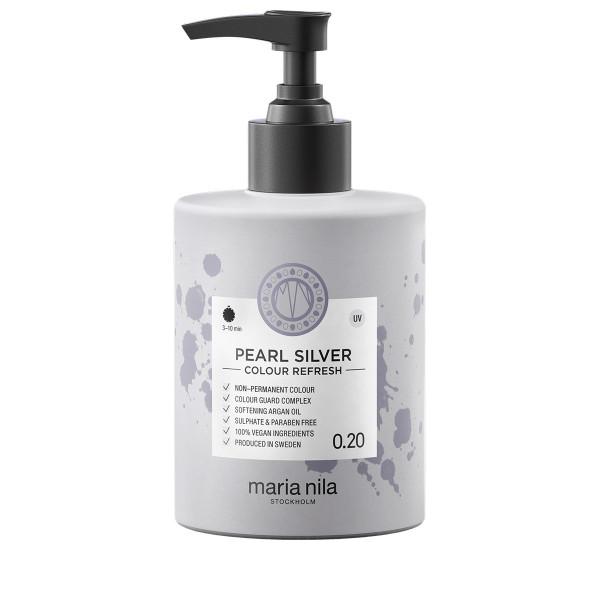 Maria Nila - Colour Refresh - Pearl Silver 0.20 - 300ml