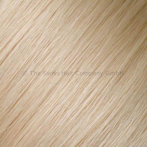Asiatische Schnitthaar Extensions - glatte Struktur - 55/60cm - Farbe 60