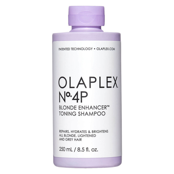 Olaplex - Blonde Enhancer Toning Shampoo No. 4P - 250ml