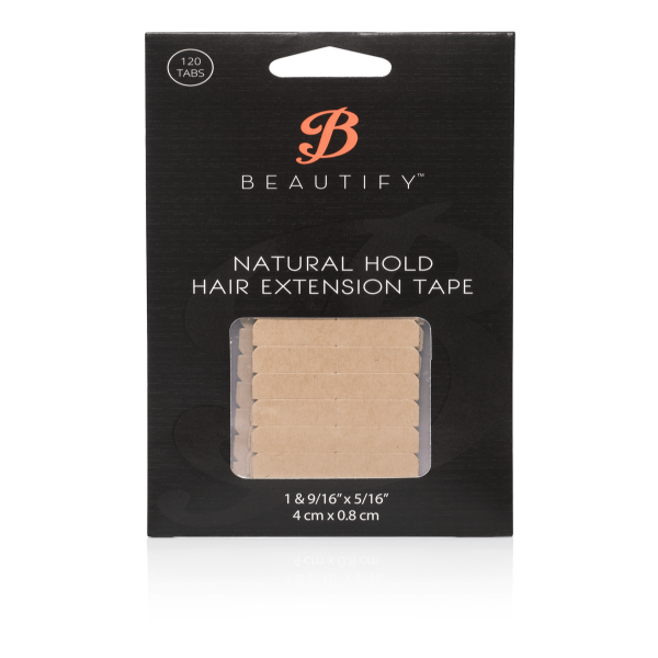 Beautify - Natural Hold Hair Extensions Tape Tabs