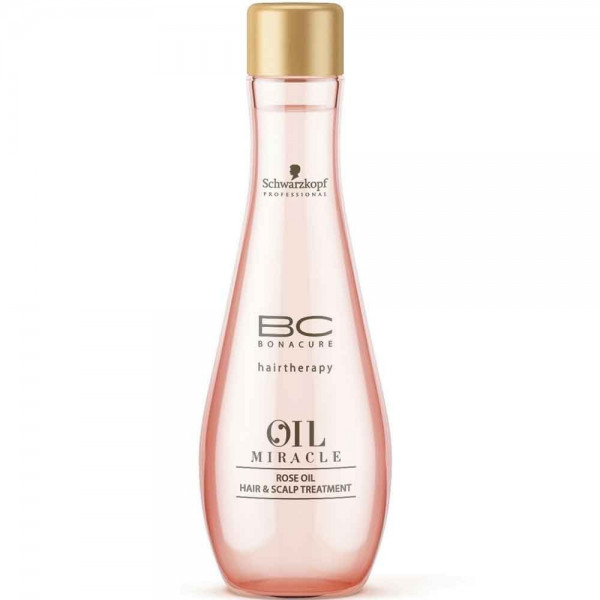 Schwarzkopf Professional - BC Oil Miracle - Rose Oil Treatment - 100ml