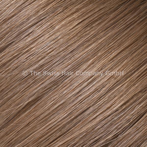 Asiatische Schnitthaar Tape Extensions - glatte Struktur - 55/60cm - Farbe 2570