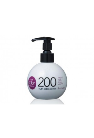 Revlon - Nutri Color Creme 200 - violett - 250ml