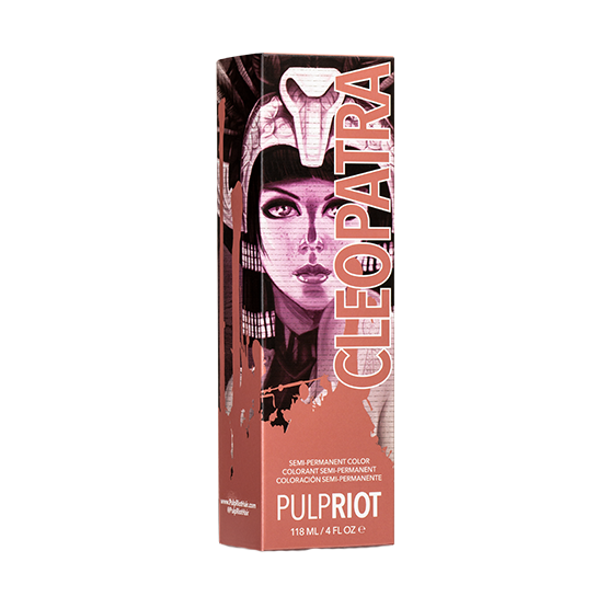 Pulp Riot - Raven Collection - Cleopatra - 118ml