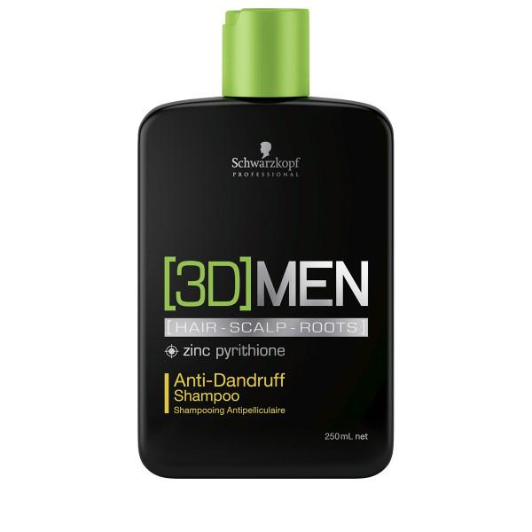 [3D]MEN - Anti-Dandruff Shampoo - 250ml