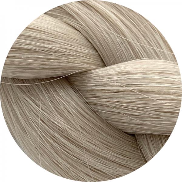 Asiatische Schnitthaar Extensions - glatte Struktur - 55/60cm - Farbe 2670