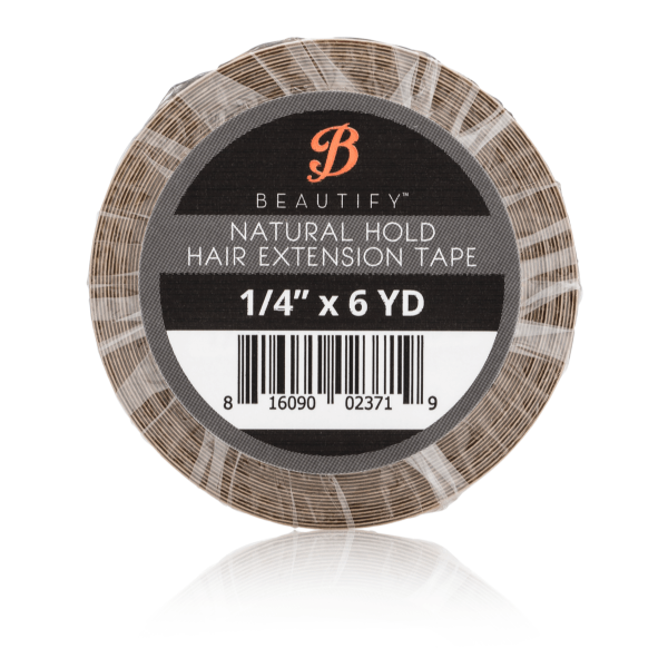Beautify - Natural Hold Hair Extension Tape Roll - 6.5mm
