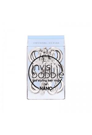 invisibobble® - NANO - Crystal Clear