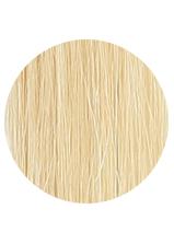 Sibirische Keratin Extensions - glatt - Farbe 24 - helles Goldblond