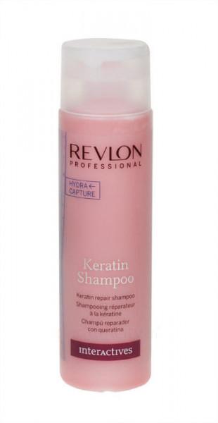 Revlon Interactives - Keratin Shampoo - 250ml