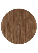 Sibirische Keratin Extensions - glatt - Farbe 30 - dunkles Goldblond
