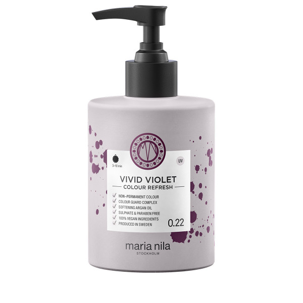 Maria Nila - Colour Refresh - Vivid Violet 0.22 - 300ml