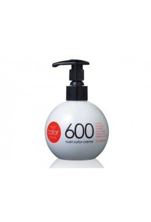 Revlon - Nutri Color Creme 600 - feuerrot - 250ml