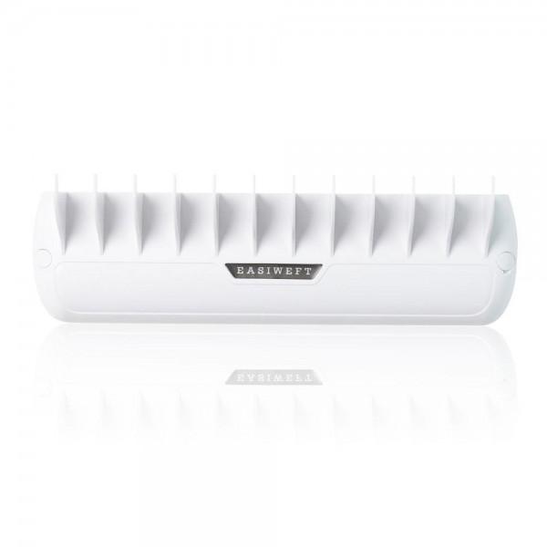 easiweft- Der Extension Holder für Tressen - White