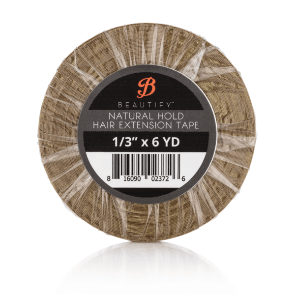 Beautify - Natural Hold Hair Extension Tape Roll - 8.5mm