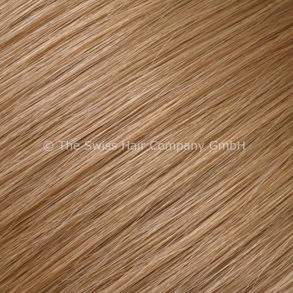 Asiatische Schnitthaar Tape Extensions - glatte Struktur - 55/60cm - Farbe 14