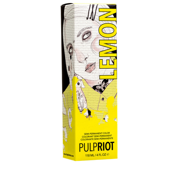 Pulp Riot - Lemon - 118ml