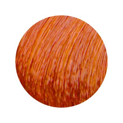 Europäische Keratin Extensions - glatt - Farbe 34 - kupferrot