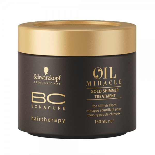 BC Oil Miracle Gold Shimmer Treatment - 150ml